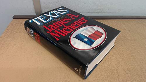Texas: Michener, James A.