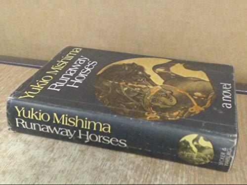 9780436281570: Runaway Horses (English and Japanese Edition)