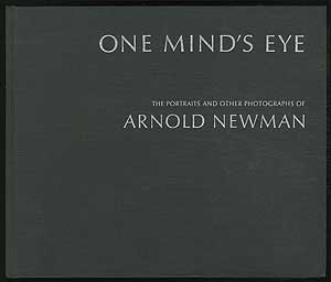 9780436305207: One Mind's Eye: The Portraits and Other Photographs of Arnold Newman