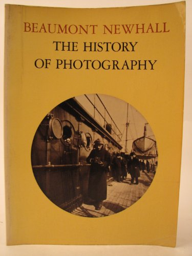 9780436306419: History of Photography: From 1839 to the Present Day