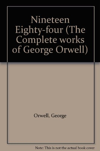 9780436350313: Nineteen Eighty-four