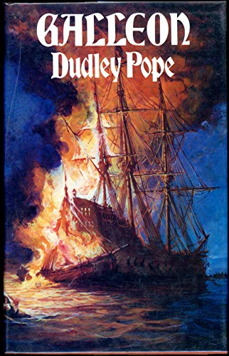GALLEON; A Novel