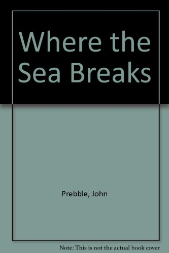 9780436386312: Where the Sea Breaks