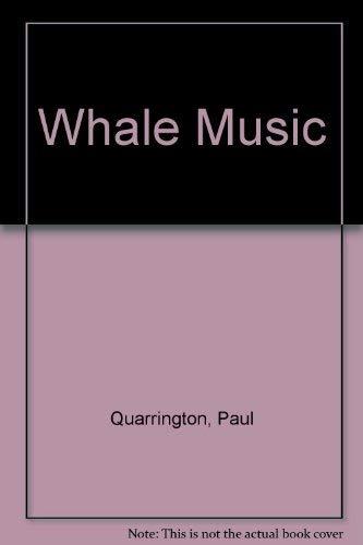 9780436394140: Whale Music