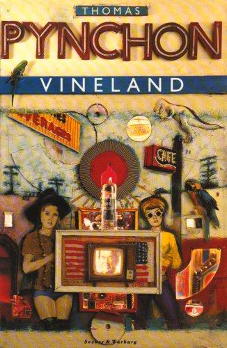 9780436398667: Vineland.