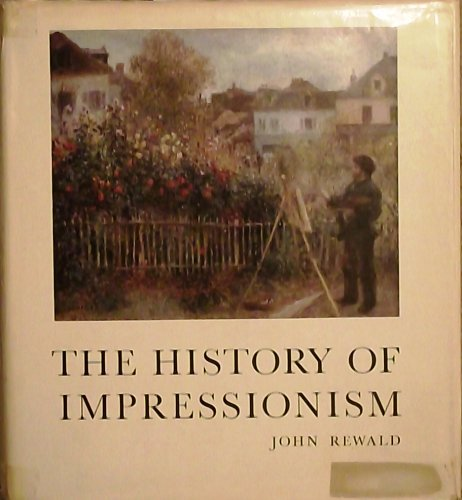 9780436411502: History of Impressionism