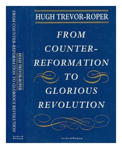 9780436425134: From Counter-reformation to Glorious Revolution
