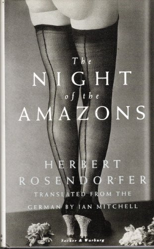 9780436425844: Night of the Amazons