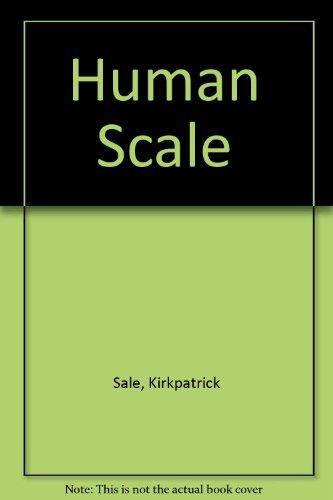 9780436440915: Human Scale