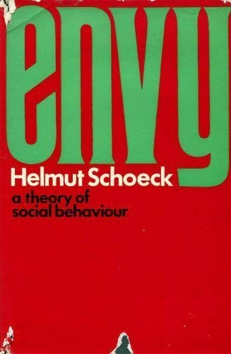 9780436443800: Envy: A Theory of Social Behaviour