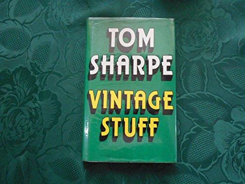 9780436458101: Vintage Stuff