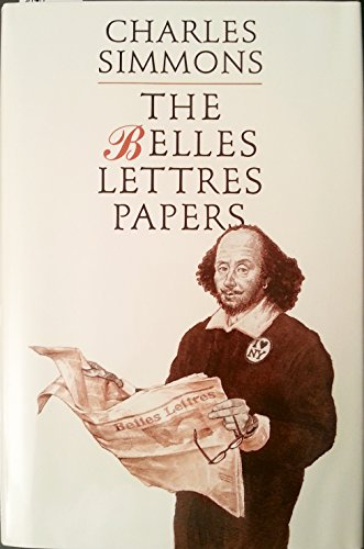9780436464898: The Belles Lettres Papers (Alison Press Books)