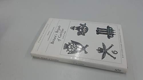 9780436475108: BRITAIN'S BRIGADE OF GURKHAS (Famous regiments)