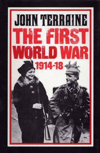 9780436517303: The First World War, 1914-18