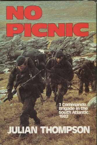9780436520525: No Picnic: 3 Commando Brigade in the South Atlantic, 1982