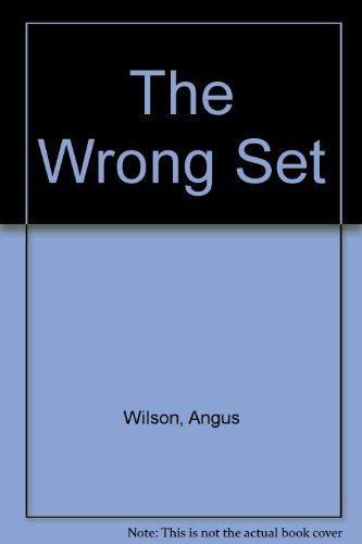 9780436575112: The Wrong Set