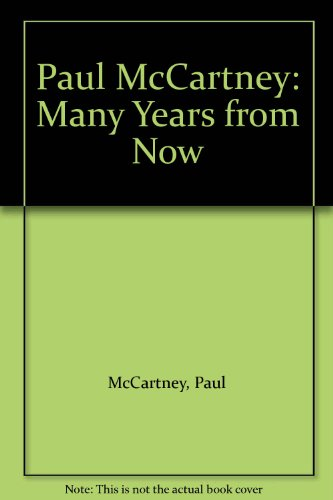 9780436597367: Paul McCartney: Many Years from Now
