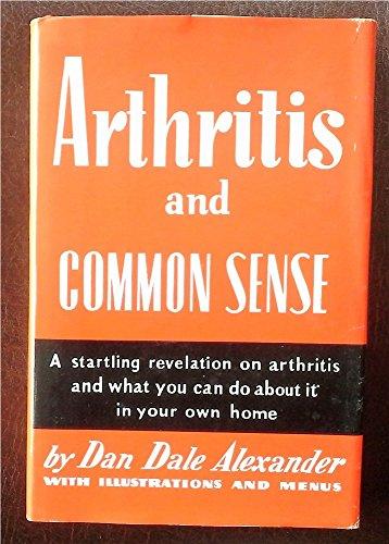 9780437005007: Arthritis and common sense