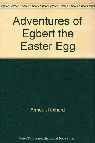9780437240002: Adventures of Egbert the Easter Egg