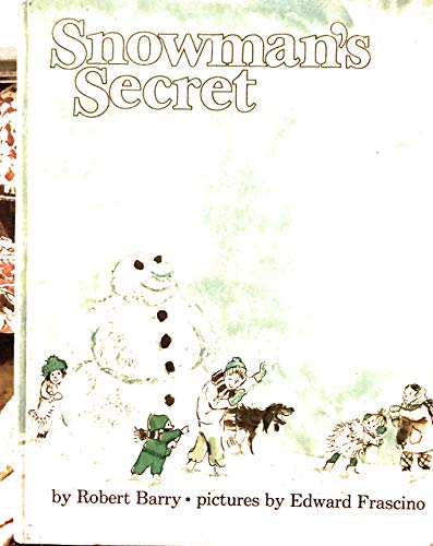 9780437258014: Snowman's Secret