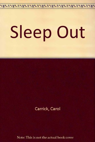 9780437308955: Sleep Out