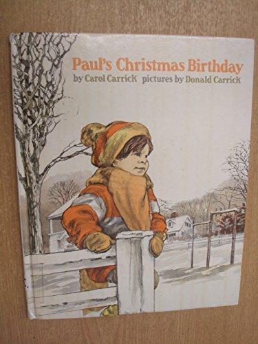 9780437309044: Paul's Christmas Birthday