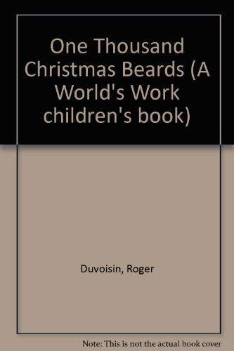 One Thousand Christmas Beards: Roger Duvoisin