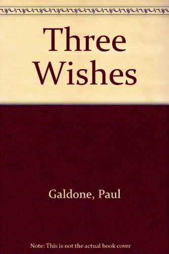 9780437425003: The Three Wishes