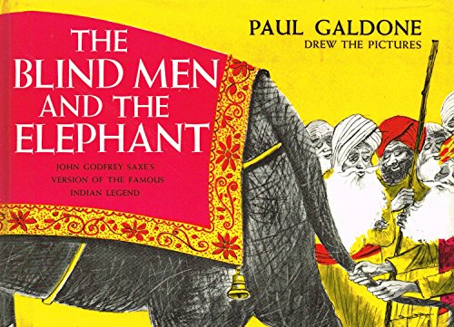 9780437425119: The Blind Men and the Elephant