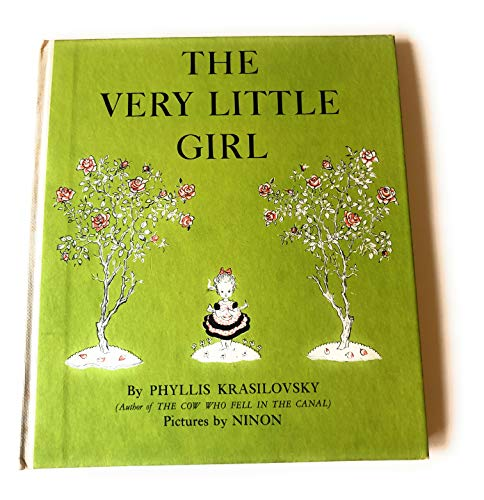 9780437535054: The Very Little Girl