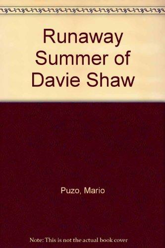 9780437676665: Runaway Summer of Davie Shaw