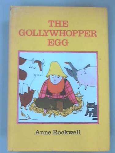 9780437716019: The Gollywhopper Egg