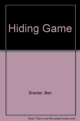 9780437742124: Hiding Game