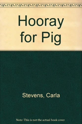 9780437775719: Hooray for Pig