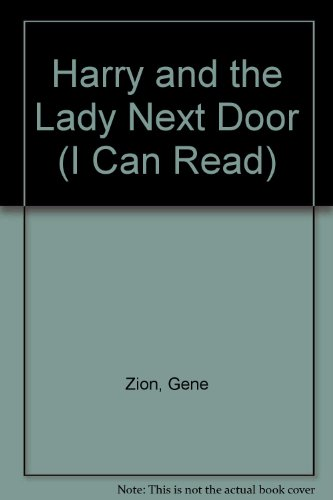 9780437900159: Harry and the Lady Next Door (I Can Read)
