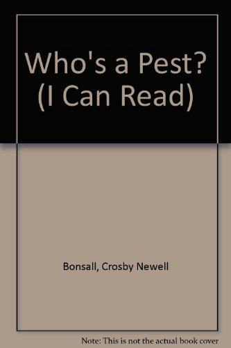 9780437900227: Who's a Pest? (I Can Read)