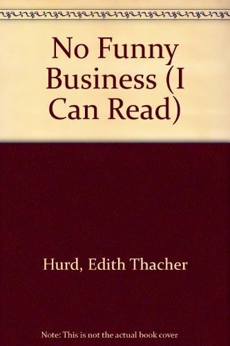 9780437900234: No Funny Business (I Can Read)