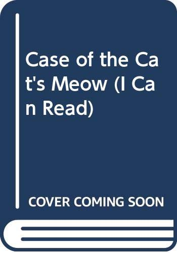 9780437900388: Case of the Cat's Meow (I Can Read)