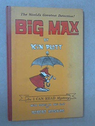 9780437900395: Big Max (I Can Read)