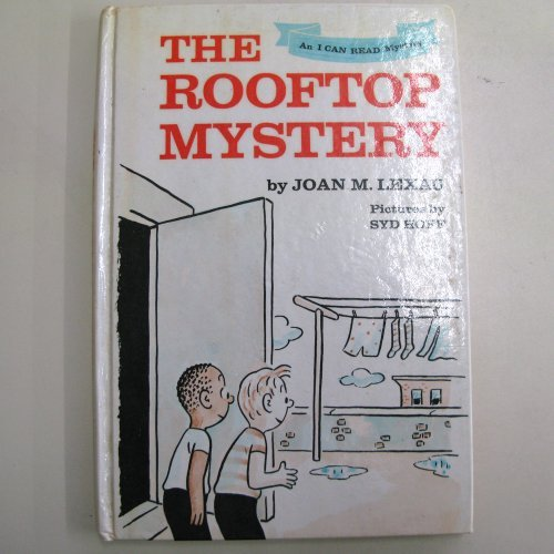 The Rooftop Mystery (I Can Read) (0437900568) by Lexau, Joan M.