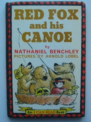 9780437900586: Red Fox and His Canoe (I Can Read)