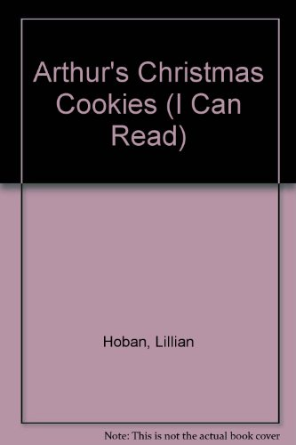 9780437900968: Arthur's Christmas Cookies (I Can Read)