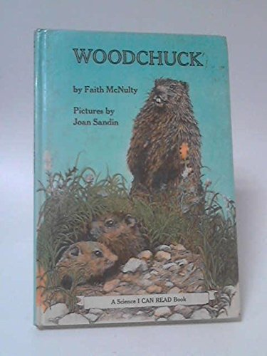 Woodchuck (0437901017) by Faith McNulty