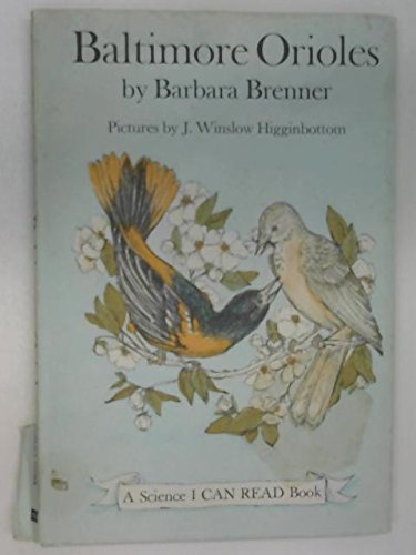 Baltimore Orioles (I Can Read): Brenner, Barbara