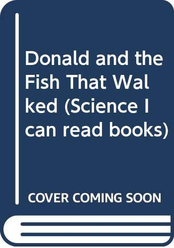 9780437901033: Donald and the Fish That Walked (Science I can read books)
