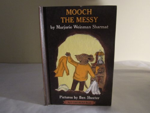 9780437901125: MOOCH THE MESSY: An I Can Read Book