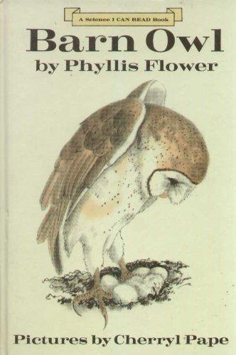 9780437901217: Barn Owl Flower Icr 121