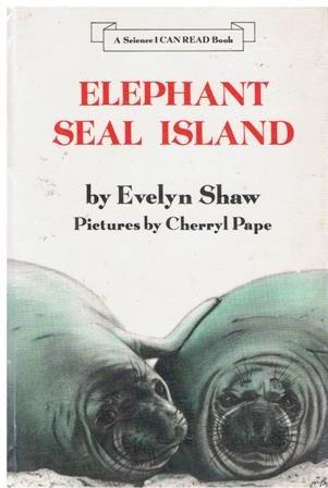 9780437901279: Elephant Seal Island (I Can Read)
