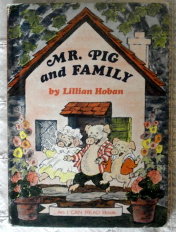 9780437901354: Mr Pig & Family Hoban