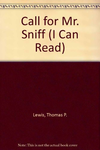 9780437901446: Call for Mr Sniff Lewis Icr 14